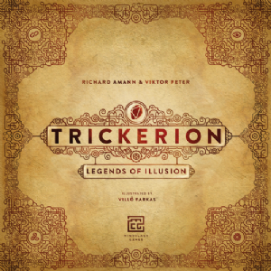 Trickerion : Legends of Illusion